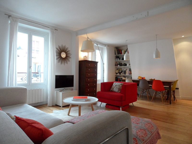 Vente achat appartement paris 18 me 75018 for Location appartement atypique paris