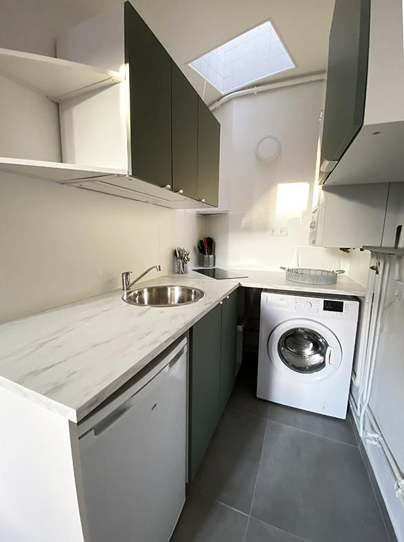 Appartement - PARIS 18